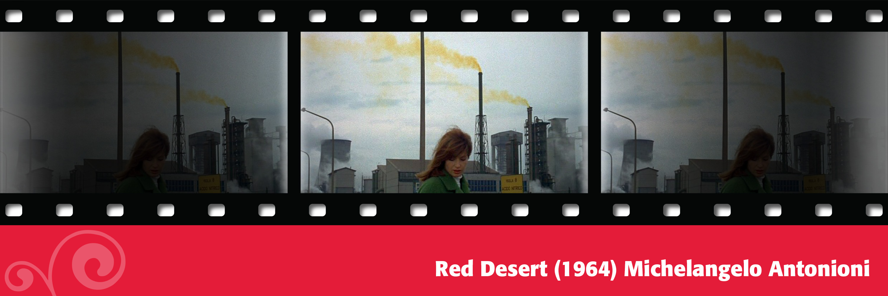 Red Desert (1964) Michelangelo Antonioni